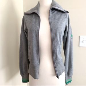 Lululemon▪️Zip Front Jacket. Sz 4.